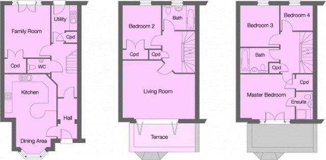 Image of 4 Bedroom Semi-Detached for sale at Briar Clyffe Gunton Lowestoft, NR32 4PE