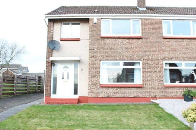 3 bedroom house to rent in kirkcaldy semi detached to rent for Living room kirkcaldy