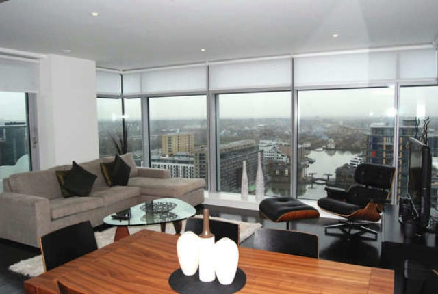 Pan Peninsula Square Blackwall 2 Bedroom Flat To Rent E14
