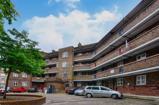 Tulse Hill Brixton 2 Bedroom Apartment To Rent Sw2