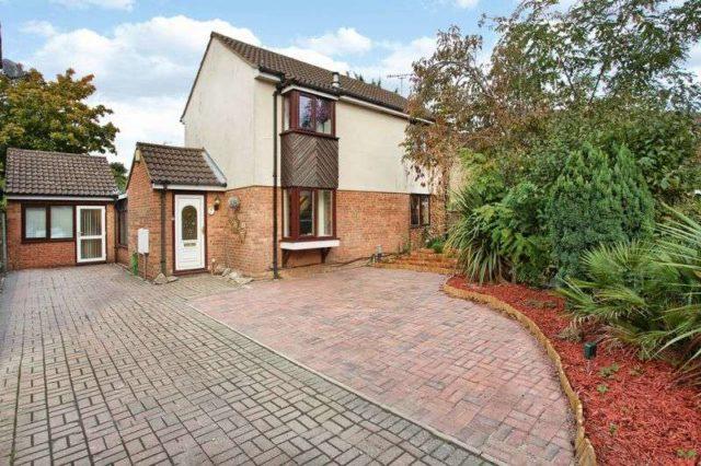 Bader Close Welwyn Garden City 4 Bedroom Detached For Sale Al7