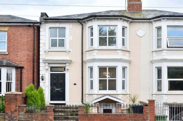 Property For Sale Hereford Whitecross Road