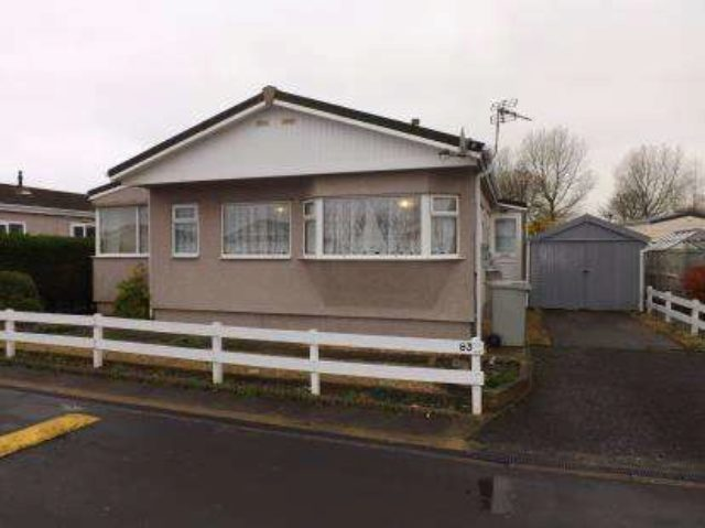 Seahaven Springs Estate Mablethorpe 2 Bedroom Bungalow For