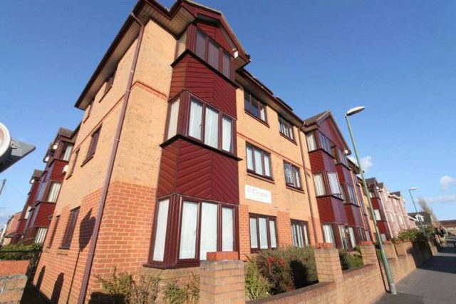 Cleveland Road Bournemouth 1 Bedroom Flat To Rent Bh1