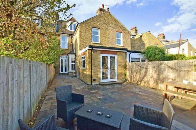 Tower Road Bexley 4 bedroom Terraced for sale DA1