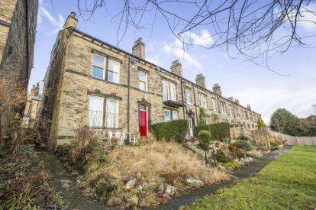 Yorkshire Terrace: Haugh Shaw Road Halifax 5 Bedroom End Of Terrace For Sale HX1