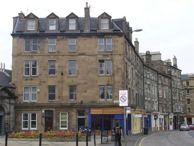Spittalfield Crescent Edinburgh 1 bedroom Flat to rent EH8