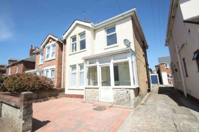 Malmesbury Park Road Bournemouth 5 Bedroom Detached To