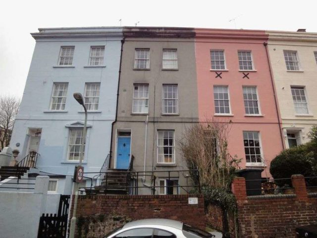 Flat to rent 1 bedrooms flat ex2 property estate for Terrace exeter