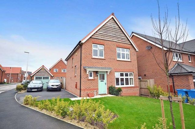 St Wilfreds Road Widnes 3 Bedroom Detached For Sale Wa8: home architecture widnes