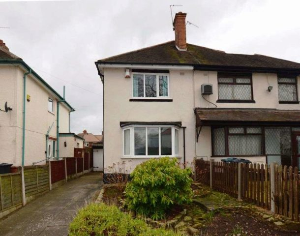 Semi Detached For Sale In Birmingham 2 Bedrooms Semi Detached B24 Property Estate Agents