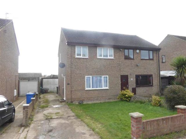 Semi Detached For Sale In Sheerness 3 Bedrooms Semi