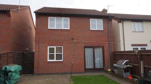 Glenfields Peterborough 3 Bedroom Detached For Sale Pe7