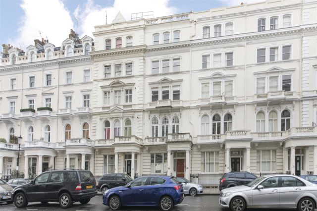 Terraced for sale in city of westminster 4 bedrooms for Queens gate terrace