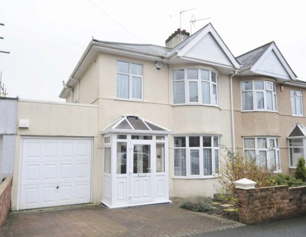 St Gabriels Avenue Plymouth 3 Bedroom Semi Detached For