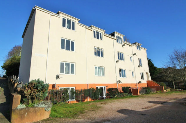 Baring terrace exeter 1 bedroom flat to rent ex2 for Terrace exeter