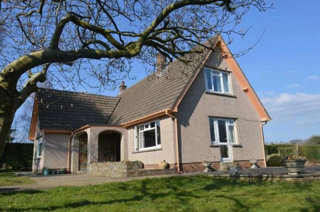 Image Of 3 Bedroom Detached For Sale In Abergavenny Np7 At Llanellen Abergavenny