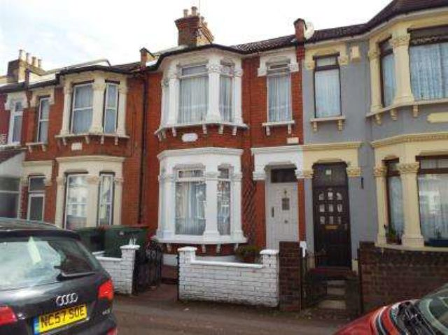 Bed House To Rent In East Ham