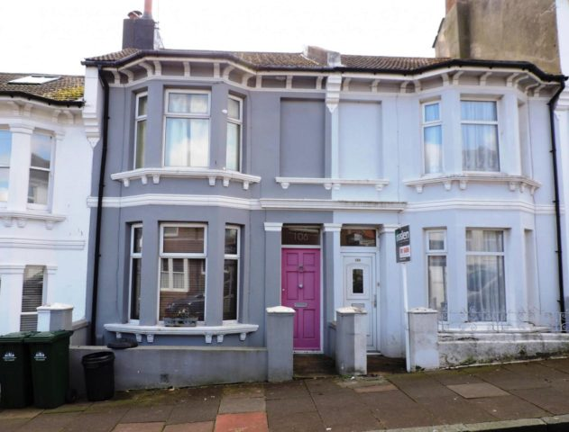 Terraced To Rent 2 Bedrooms Terraced Bn2 Property Estate Agents In Brighton Brighton