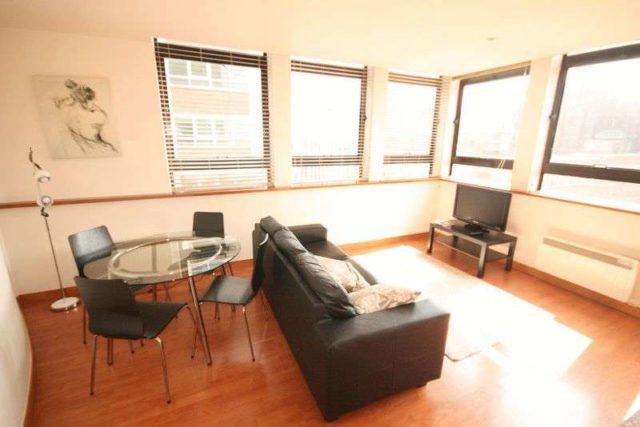 Newhall Street Birmingham 2 Bedroom Flat To Rent B3