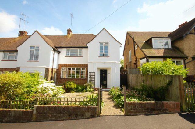 Lea Road Harpenden 3 Bedroom Semi Detached For Sale Al5