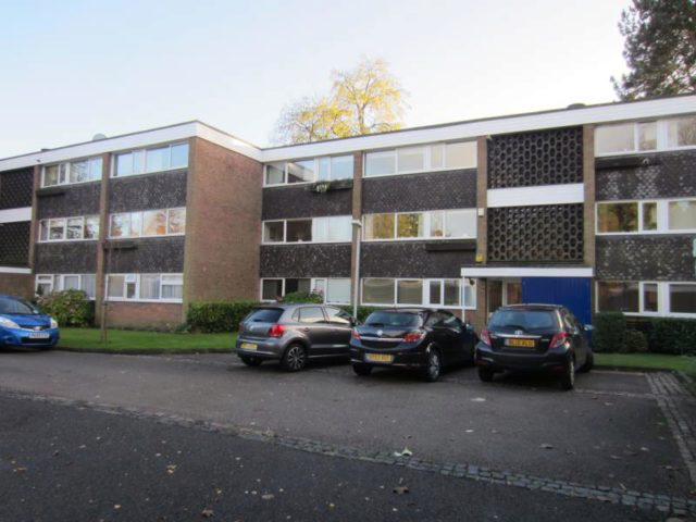 image of 1 bedroom flat to rent at birmingham b15 3ps