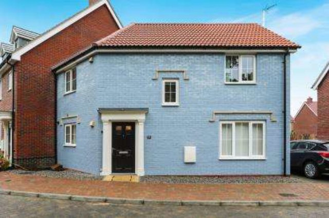 Jubilee crescent ipswich 3 bedroom end of terrace for sale ip6 for 4 holland terrace needham ma