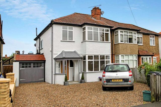 Beresford Avenue Surbiton 3 Bedroom Semi Detached For Sale Kt5