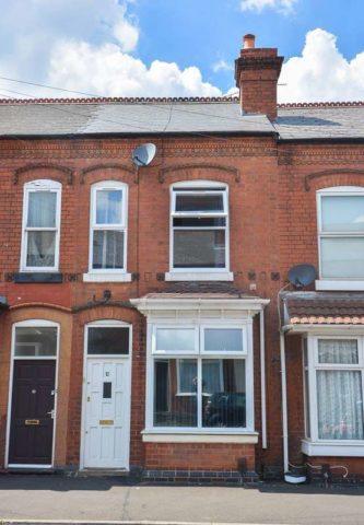 Terraced For Sale In Birmingham 2 Bedrooms Terraced B16 Property Estate Agents In