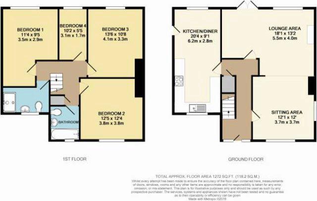 Four elms road edenbridge 4 bedroom detached for sale tn8 for 4 bedroom house plans uk