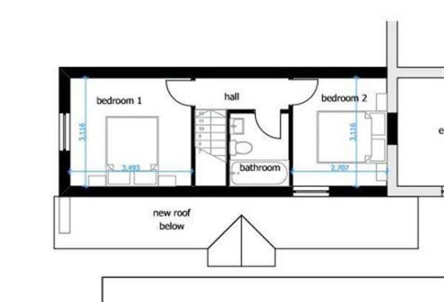 Ashley Road Poole 2 Bedroom Semi Detached For Sale Bh14