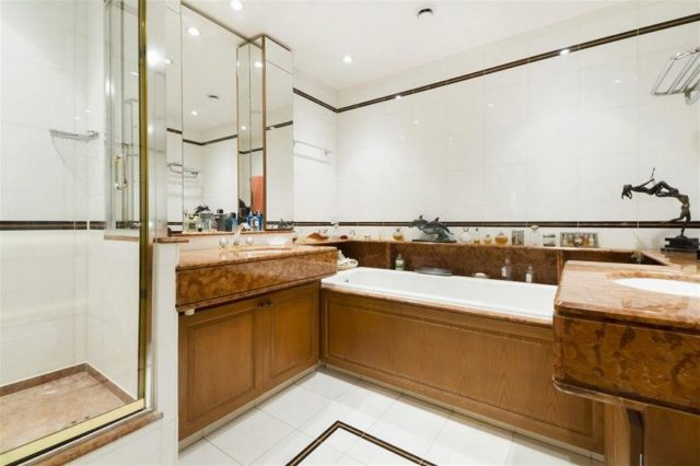 Image of 4 Bedroom Houses for sale in Chelsea, SW10 at Admiral Square, Chelsea Harbour, London, SW10