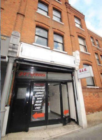 Lillie Road Fulham London, SW6...