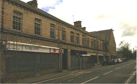 Front Street Burnopfield Newca...