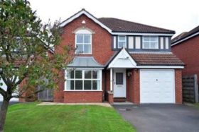 4 bedroom Detached to rent