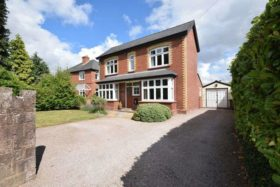 The Roslins Ross On Wye 3 Bedroom Detached For Sale Hr9