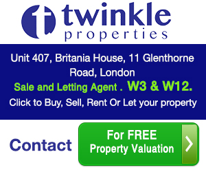 Twinkle Properties