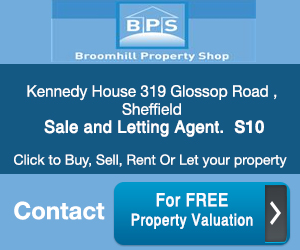 Broomhill Property Shop - Glossop Road