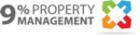 Logo of 9% Property Management