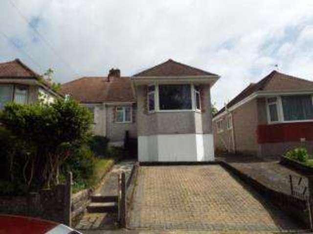 Vicarage Gardens Plymouth 2 Bedroom Bungalow For Sale Pl5