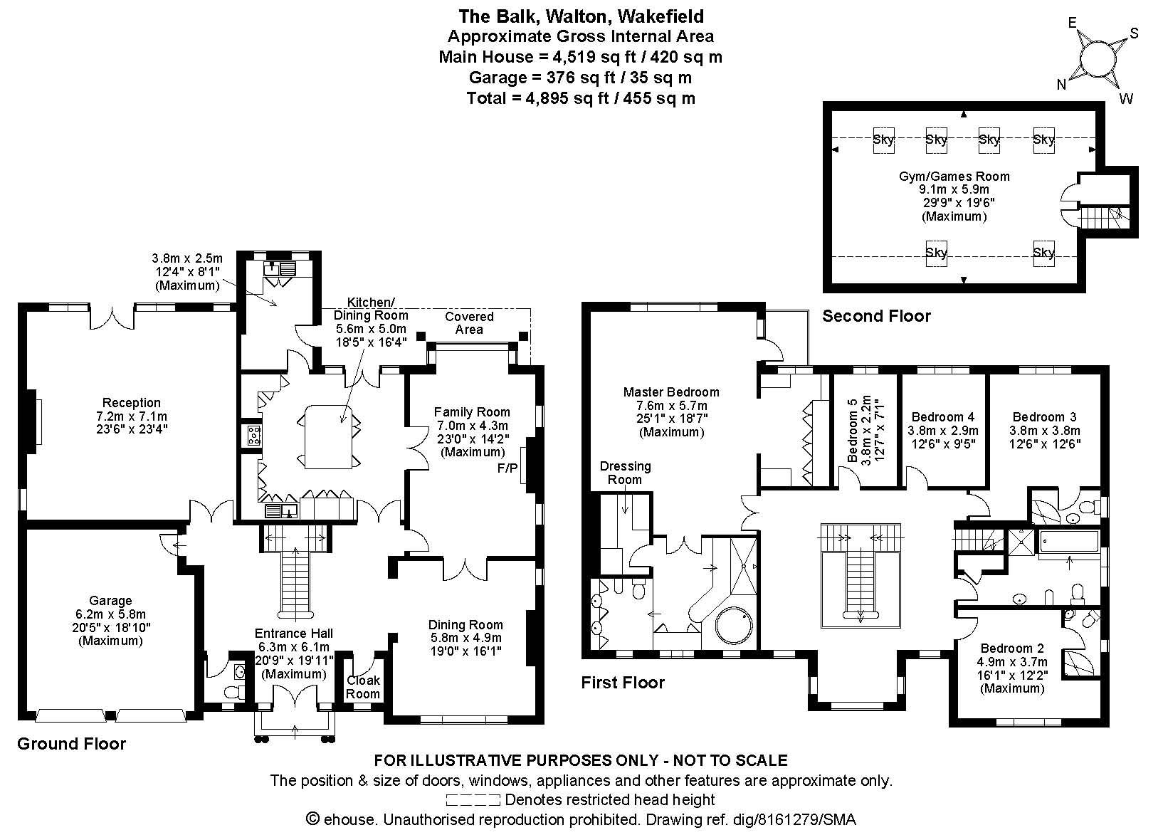 House plans with potential studio space on pinterest for Walton house floor plan